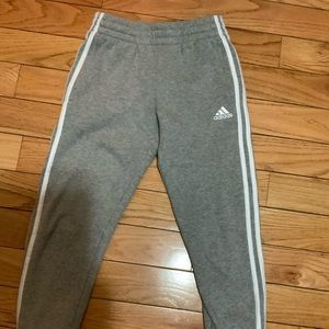 Adidas boys sweatpants